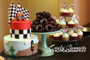 Freestyle Baking Cars treats
